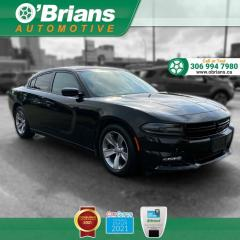 Used 2018 Dodge Charger SXT Plus w/Command Start, Backup Camera, Heated Seats, Cruise for sale in Saskatoon, SK
