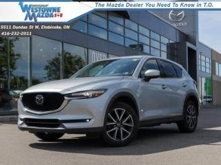 Used 2017 Mazda CX-5 GT  - Sunroof -  Leather Seats for sale in Toronto, ON