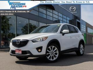 Used 2014 Mazda CX-5 GT  - Leather Seats -  Sunroof for sale in Toronto, ON