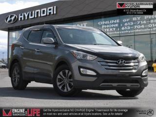 Used 2013 Hyundai Santa Fe Luxury  - $146 B/W for sale in Nepean, ON