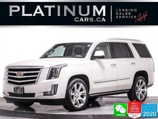Used 2015 Cadillac Escalade Premium ,7PASSENGER,NAV,CAM,SUNROOF,BLIND SPOT for sale in Toronto, ON
