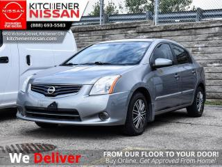 Used 2011 Nissan Sentra 2.0 SR  AS-IS SPECIAL | YOU CERTIFY, YOU SAVE! for sale in Kitchener, ON