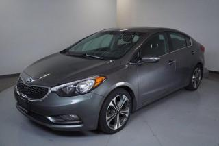 Used 2015 Kia Forte EX|2.0 L|6-Speed Automatic|FWD for sale in Mississauga, ON