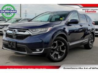 Used 2018 Honda CR-V Touring | Automatic | Navigation for sale in Whitby, ON