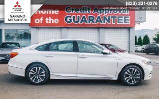 Used 2020 Honda Accord Hybrid for sale in Nanaimo, BC