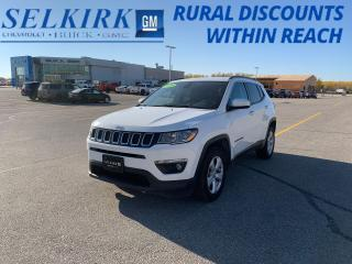 Used 2018 Jeep Compass NORTH for sale in Selkirk, MB