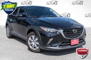 Used 2020 Mazda CX-3 GX AWD!!! APPLE CARPLAY/ANDROID AUTO COMPATIBLE!! LOW KMS!!! for sale in Barrie, ON