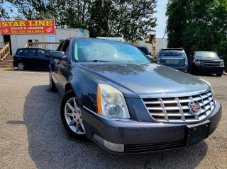 Used 2011 Cadillac DTS Luxury II for sale in Pickering, ON