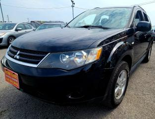 Used 2009 Mitsubishi Outlander ES for sale in Pickering, ON