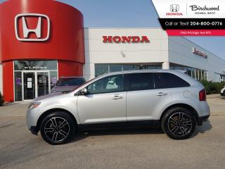 Used 2014 Ford Edge SEL for sale in Winnipeg, MB