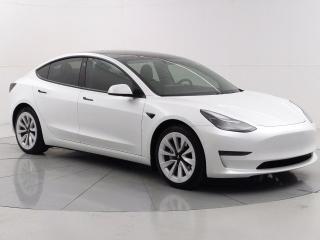 Used 2021 Tesla Model 3 STANDARD RANGE PLUS for sale in Winnipeg, MB