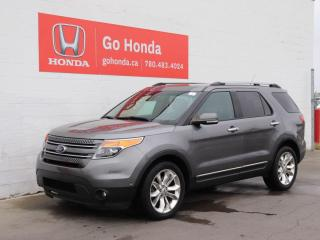 Used 2014 Ford Explorer Limited AWD for sale in Edmonton, AB
