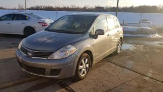 Used 2007 Nissan Versa S for sale in Kitchener, ON