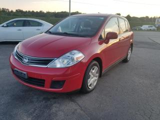 Used 2010 Nissan Versa SL for sale in Kitchener, ON