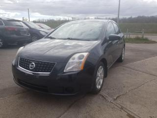 Used 2008 Nissan Sentra S for sale in Kitchener, ON