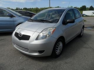 Used 2007 Toyota Yaris CE for sale in Kitchener, ON