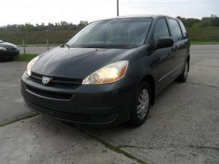 Used 2005 Toyota Sienna CE for sale in Kitchener, ON