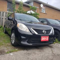 Used 2012 Nissan Versa for sale in Hamilton, ON
