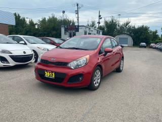 Used 2013 Kia Rio LX+ for sale in Kitchener, ON
