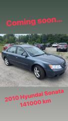 Used 2010 Hyundai Sonata GL for sale in Kitchener, ON