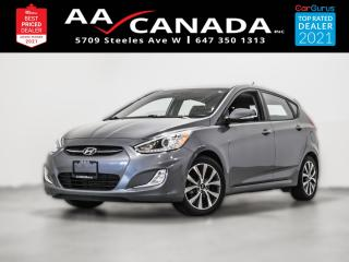 Used 2016 Hyundai Accent GLS | LOW KMS | SUNROOF | for sale in North York, ON