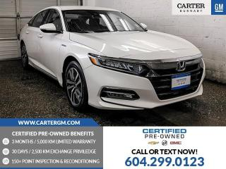 Used 2020 Honda Accord Hybrid for sale in Burnaby, BC