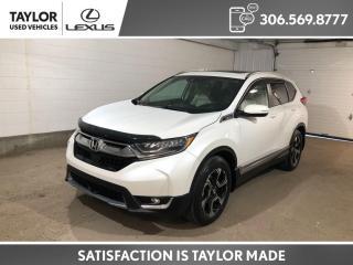 Used 2018 Honda CR-V Touring for sale in Regina, SK