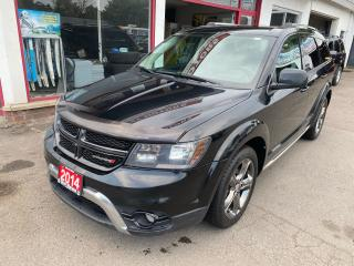 Used 2014 Dodge Journey Crossroad for sale in Hamilton, ON
