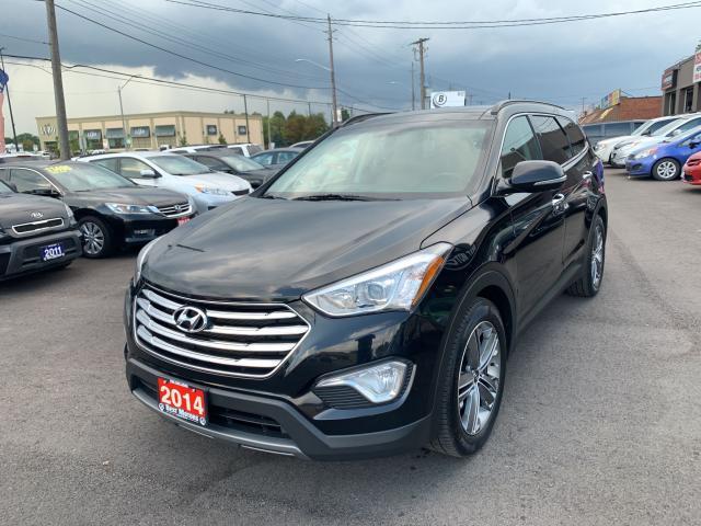 2014 Hyundai Santa Fe XL Limited,AWD