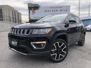 Used 2017 Jeep Compass Limited New Price!  Recent Arrival! for sale in North York, ON