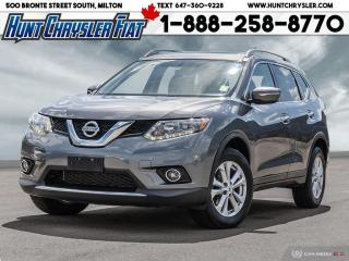 Used 2015 Nissan Rogue SV | AWD | PANO | CAM | BT | HTD STS & MORE!!! for sale in Milton, ON