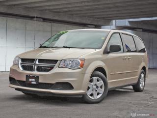 Used 2013 Dodge Grand Caravan SE for sale in Niagara Falls, ON