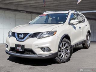Used 2015 Nissan Rogue SL for sale in Niagara Falls, ON