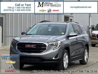 Used 2018 GMC Terrain SLE  AWD,2.0L I4,HEATED SEATS,REAR VIEW CAM,28,000 for sale in Kipling, SK