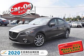 Used 2014 Mazda MAZDA3 GT LUXURY | NEW ARRIVAL | HUD DISPLAY | NAV for sale in Ottawa, ON