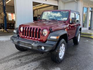 New 2021 Jeep Wrangler SPORT for sale in Spragge, ON