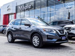 Used 2017 Nissan Rogue S Bluetooth Backup Camera Heated Seats Tpms for sale in Maple, ON