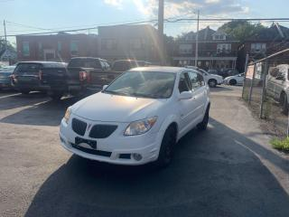 Used 2005 Pontiac Vibe WGN FWD for sale in Hamilton, ON