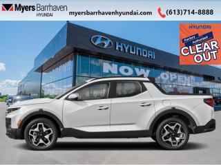 New 2022 Hyundai Santa Fe Cruz Preferred w/Trend  - Sunroof - $265 B/W for sale in Nepean, ON
