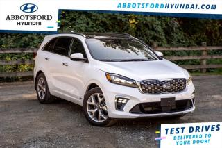 Used 2020 Kia Sorento SX  - Sunroof -  Navigation -  Cooled Seats - $249 B/W for sale in Abbotsford, BC