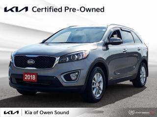 Used 2018 Kia Sorento LX for sale in Owen Sound, ON