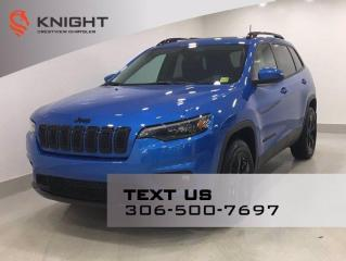 New 2021 Jeep Cherokee Altitude 4x4 | Leather | Sunroof | Navigation | for sale in Regina, SK