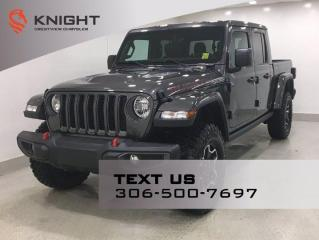 New 2021 Jeep Gladiator Rubicon   Leather   Navigation   for sale in Regina, SK