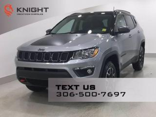 New 2021 Jeep Compass Trailhawk 4x4   Sunroof   Navigation   for sale in Regina, SK
