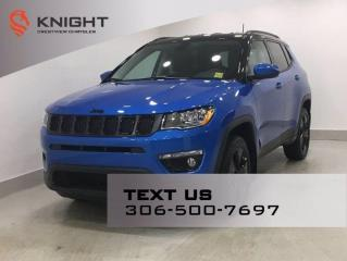 New 2021 Jeep Compass Altitude 4x4   Leather   Navigation   for sale in Regina, SK