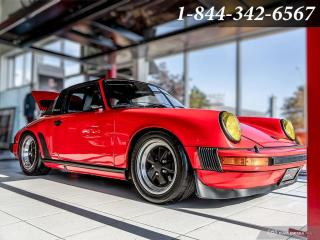 Used 1976 Porsche 911 TARGA |EXTREMELY RARE | LOW KMS | NICELY RESTORED for sale in Oakville, ON