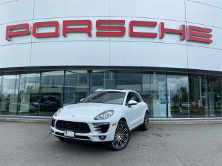 Used 2016 Porsche Macan S for sale in Langley City, BC