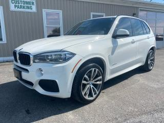 Used 2015 BMW X5 xDrive35i for sale in Tilbury, ON
