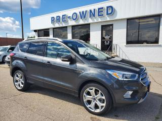 Used 2019 Ford Escape Titanium for sale in Brantford, ON