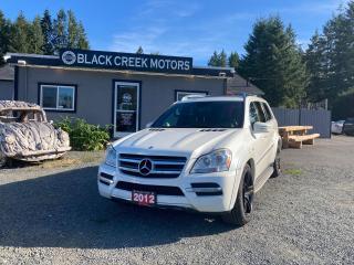 Used 2012 Mercedes-Benz GL-Class GL 350 BlueTec for sale in Black Creek, BC